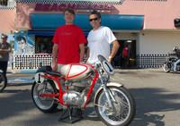 Highlight for album: Vintage Bike OC - April 2011