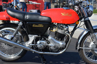 1972 Norton 750 Commando Fastback
