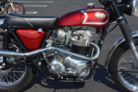 1968 Norton/Matchless P11