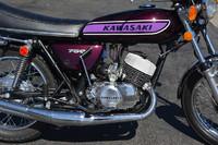 1975 Kawasaki H2 750
