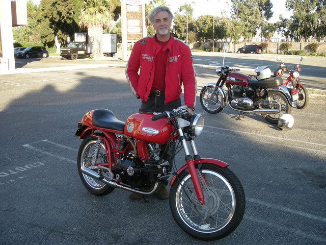 1961 Aeromacchi 250cc Model C