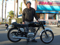 Highlight for album: Vintage Bike OC - December 2009
