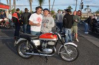 1968 Bultaco 250 Metralla