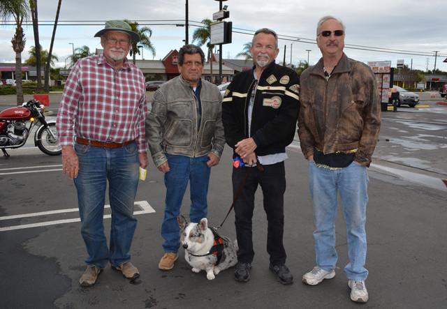 Frank Colver, Carl Felix, Greg McBride and Jeff McCoy original members since 2004