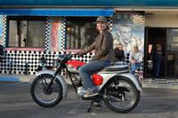 Highlight for album: Vintage Bike OC Meet - January 2013