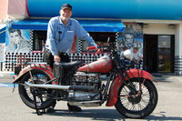 Highlight for album: Vintage Bike OC - July 2010