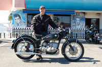 Highlight for album: Vintage Bike OC - July 2012