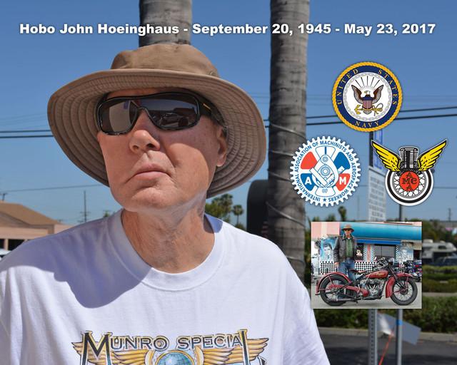 Hobo John Hoeinghaus Memorial