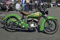 1939 Indian Sport Scout