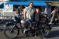 Highlight for album: Vintage Bike OC - November 2010