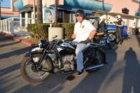 Mike Dunn with his custom 1939 Zudapp KS600