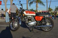 1972 BSA Lightning 650