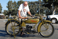 Highlight for album: Vintage Bike OC - October 2008