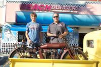 Highlight for album: Vintage Bike OC - October 2012