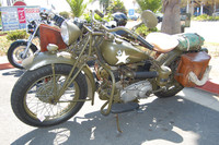 1942 Indian 741-B