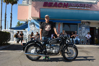 Marcus Davin and his 1966 BMW R50/2