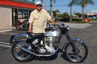 Highlight for album: Vintage Bike OC - September 2015