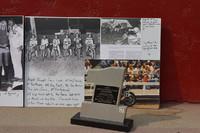 1973 Triumph Track Master, Gary Smith, Long Beach