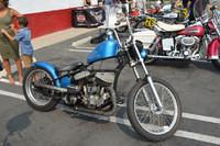 1941 Harley Davidson UL Flat head, Shane Ralston, Long Beach