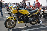 1985 Yamaha RZ350, Jeff McCoy, Huntington Beach