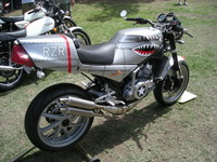 Modified Yamaha