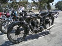 Highlight for album: Vintage Bike OC - August 2007