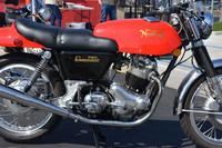 1972 Norton 750 Commando Fastback