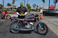 Don Reynolds of West Covina with his