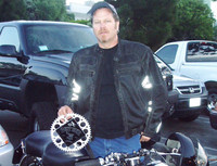 Highlight for album: Vintage Bike Night Pictures