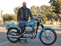 Highlight for album: Vintage Bike OC - December 2008