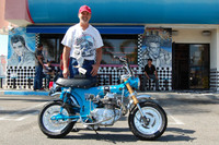 Highlight for album: Vintage Bike OC - July 2011