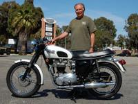 Highlight for album: Vintage Bike OC - June 2009