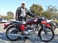 Highlight for album: Vintage Bike OC - March 2009