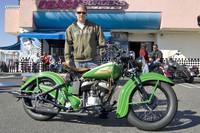 Highlight for album: Vintage Bike OC - March 2010