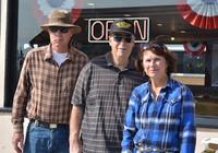 Hobo John, Tom Hopkins & Debbie Hopkins