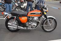 1973 Honda CB750 four