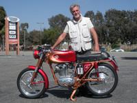 Highlight for album: Vintage Bike OC - May 2009