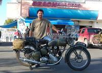 Highlight for album: Vintage Bike OC - October 2009
