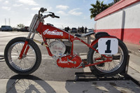 1940 Indian Sport Scout Flat Track Racer