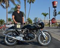 Highlight for album: Vintage Bike OC - October 2020