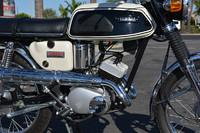1968 Yamaha YAS1C 125