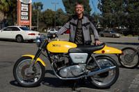 Highlight for album: Vintage Bike OC - September 2009